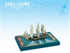 Sails of Glory: HMS Swan 1767 - British Ship-Sloop Ship Pack