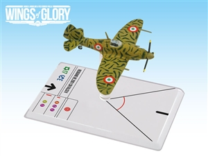 WW2: Wings of Glory - Reggiane Re.2001 Falco II (Cerretani)