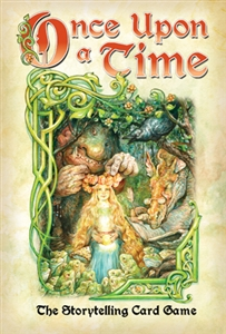 Once Upon a Time: The Storytelling Card Game (3rd Ed.)