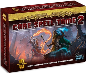 Mage Wars: Core Spell Tome 2