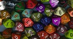 10 - 10 Sided Dice Grab Bag