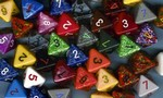 10 - 8 Sided Dice Grab Bag