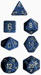 Barricuda Dice Set 4/6/8/10/10s/12/20 - 7 Dice