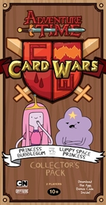 Adventure Time: Card Wars – Princess Bubblegum vs. Lumpy Space Princess
