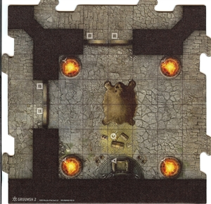 Dungeon Command: Blood of Gruumsh: Tile 2