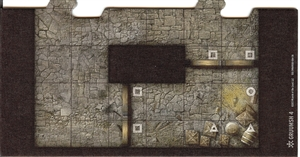 Dungeon Command: Blood of Gruumsh: Tile 4