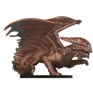 Copper Dragon 01/10 Dungeon Command: Heart of Cormyr