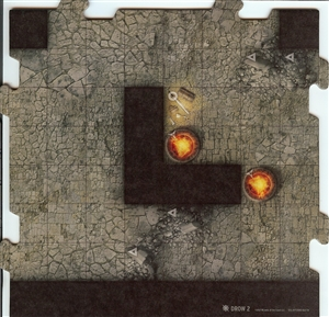 Dungeon Command: Sting of Lolth: Tile 2