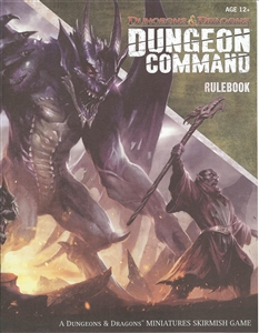 Dungeon Command: Tyranny of Goblins: Rule Book