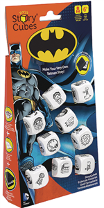 Rorys Story Cubes: DC Comics Batman Dice Set