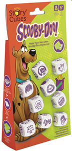 Rorys Story Cubes: Scooby Doo Dice Set