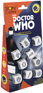 Rorys Story Cubes: Dr Who Dice Set