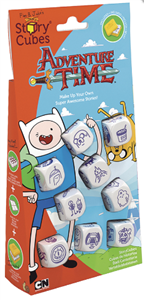 Rorys Story Cubes: Adventure Time Dice Set