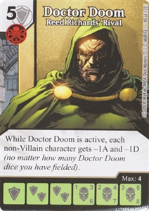 Doctor Doom - Reed Richards' Rival 0040 Common