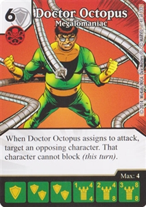 Doctor Octopus - Megalomaniac 0041 Common