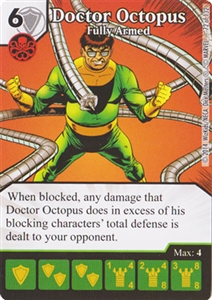Doctor Octopus - Fully Armed 0072 Common