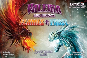 Valeria: Card Kingdoms: Flames and Frost