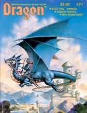 Dragon Magazine 071