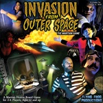 Last Night On Earth: Invasion From Outer Space - The Martian Game
