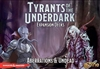 Dungeons and Dragons: Tyrants of the Underdark Board Game - Aberrations and Undead Expansion Decks