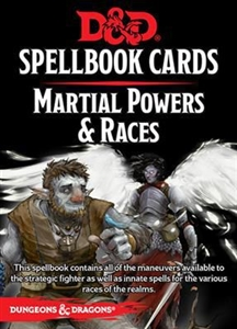Dungeons and Dragons 5th Edition RPG: Spellbook Cards: Paladin