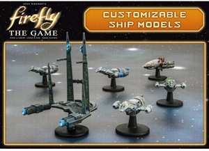 Firefly: The Game: Ship Set