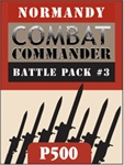 Combat Commander: Normandy CC Battle Pack Nr 3