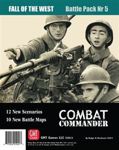 Combat Commander: Battle Pack #5 - The Fall of the West