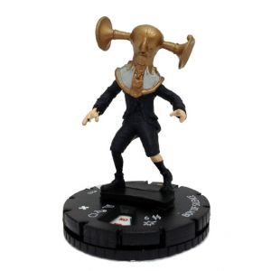 Boy of Silence 003 BioShock Infinite Heroclix