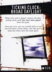 Ticking Clock: Broad Daylight Plot Twist Card