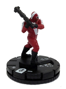 Dr. Gravity 006 Kick Ass 2 Heroclix