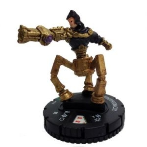 Technoshocker 018 Heroclix