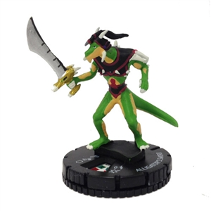 Alligator's Sword 017 Heroclix