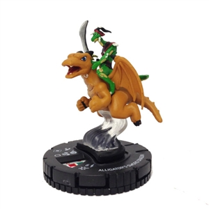 Alligator's Sword Dragon 032 Heroclix