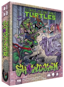 Teenage Mutant Ninja Turtles: Showdown Beebop & Rocksteady Madness