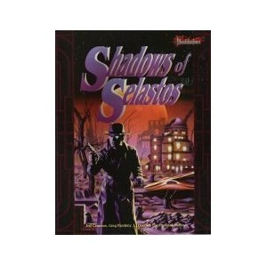 Shadows of Selastos (Bloodshadows)