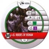 Riders of Rohan Horde Token H004