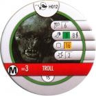 Mountain Troll Horde Token H012