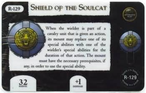 Shield of the Soulcat R-129
