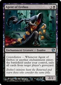 Agent of Erebos MTG Journey into Nyx