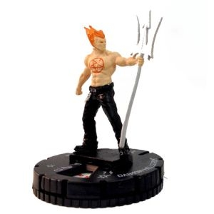 Daimon Hellstrom 009 Marvel Amazing Spider-Man