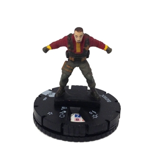 Batroc 004 Marvel The Winter Soldier Heroclix