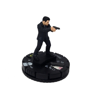 S.H.I.E.L.D. Agent 005 Marvel The Winter Soldier Heroclix