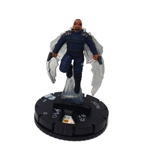 Falcon 006 Marvel The Winter Soldier Heroclix
