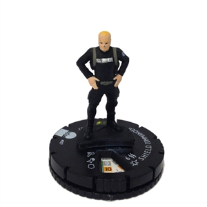 S.H.I.E.L.D. Commander 007 Marvel The Winter Soldier Heroclix