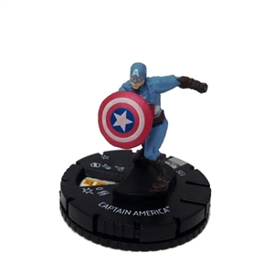 Captain America 012 Marvel The Winter Soldier Heroclix
