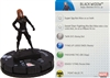Black Widow 102 Marvel The Winter Soldier Heroclix