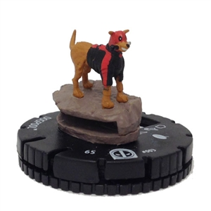 Dogpool 003 Marvel Deadpool Heroclix