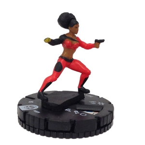 Misty Knight 009 Marvel Deadpool Heroclix