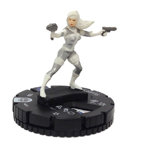 Silver Sable 011 Marvel Deadpool Heroclix